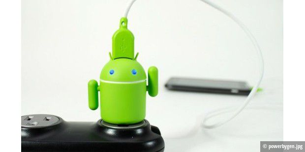 Android Gadged Andru USB Handylader