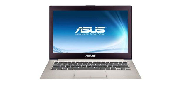 Ultrabook mit Full-HD-Display: Asus Zenbook Prime UX31A