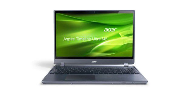 Ultrabook mit Geforce GT640M: Acer Aspire Timeline Ultra