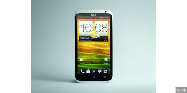 Top-Android-Smartphone: HTC One X