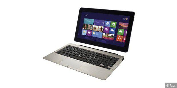 die besten notebooks und tablets mit windows 8 pc welt. Black Bedroom Furniture Sets. Home Design Ideas