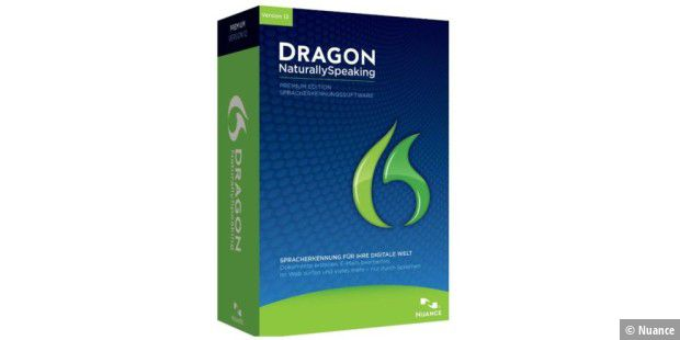 Dragon Naturally Speaking 12 Premium