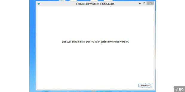 Windows 8 Media Center Pack gratis erhältlich - PC-WELT
