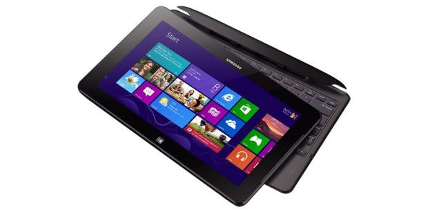 Windows 8, Touchscreen, Samsung Series 7, Slate-PC