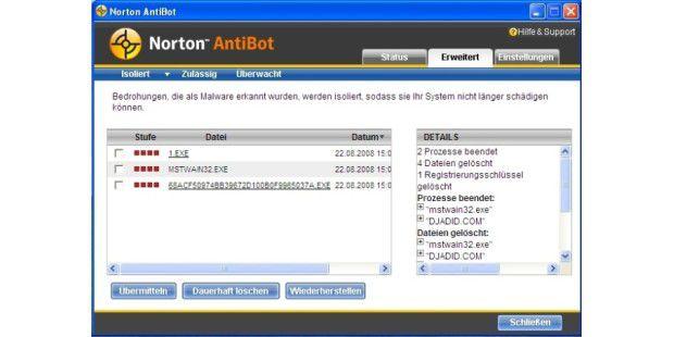 Norton Antibot 1.1