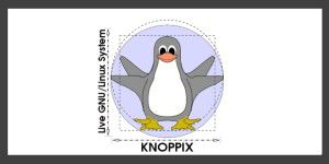Linux-System: Knoppix