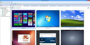 System-Tool: VMware Workstation