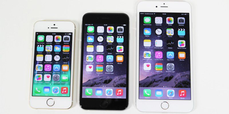 apple iphone 6 128 gb im test pc welt. Black Bedroom Furniture Sets. Home Design Ideas