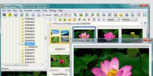 Bildbetrachter: Fast- Stone Image Viewer