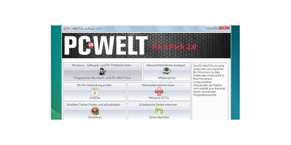 PC-WELT Fix it Pack - Download