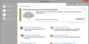 Datensicherheit: O&O SafeErase Professional Edition