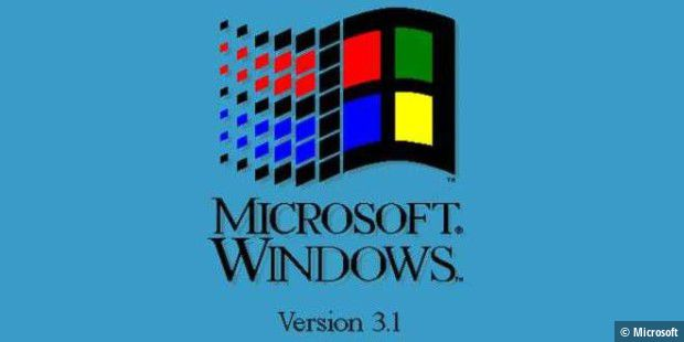 So war Windows 3.1 - ein Rückblick