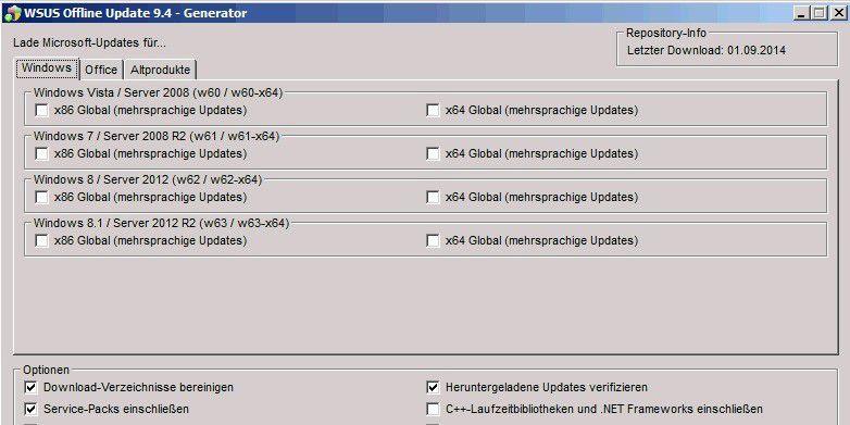 WSUS Offline Update - PC-WELT
