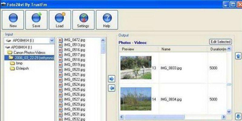 Foto2Avi - PC-WELT