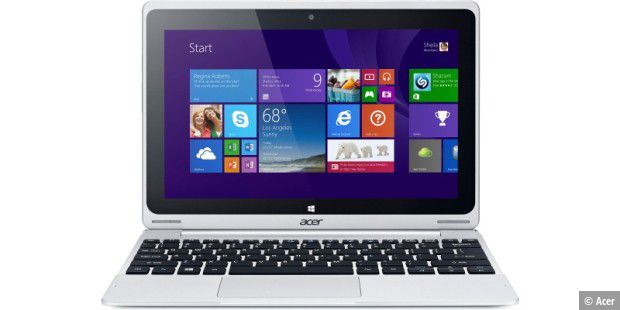 Acer Aspire Switch 10 HD: Günstiges 2in1-Gerät