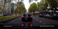 Dashcam filmt Apple-Store-Räuber