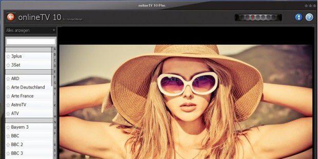 Multimedia-Tool: OnlineTV