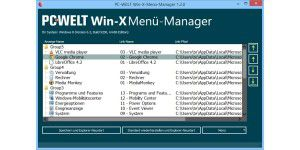PC-WELT-Win-X-Menü-Manager