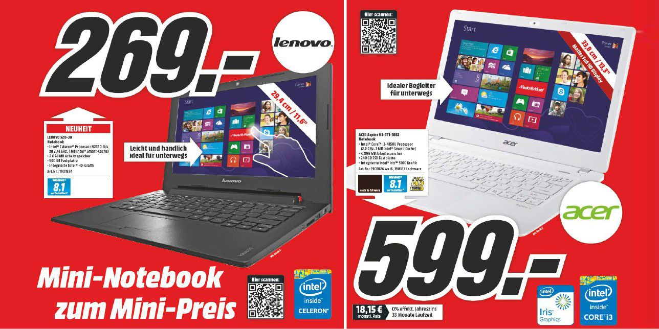 mediamarkt angebote im schn ppchen check pc welt. Black Bedroom Furniture Sets. Home Design Ideas