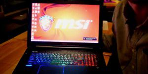 MSI GT72 Dominator Pro im Hands On