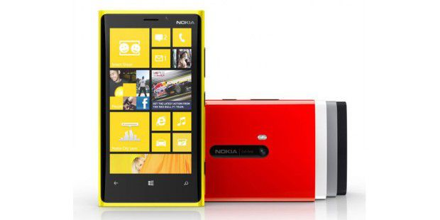 Nokia Lumia 920 mit toller Kamera-Technik und Windows Phone 8 im Test.