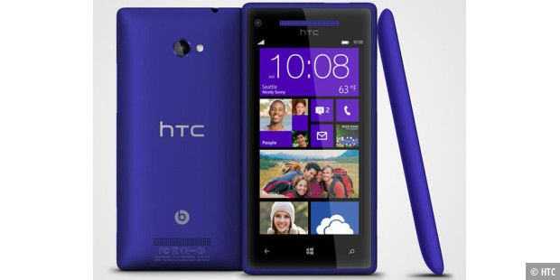 Kachel-Design: Windows Phone 8X by HTC
