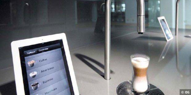 android in der küche: nützliche geräte & gadgets - pc-welt, Kuchen deko