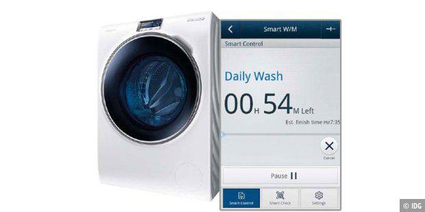 wenn das smartphone mit der dusche spricht pc welt. Black Bedroom Furniture Sets. Home Design Ideas