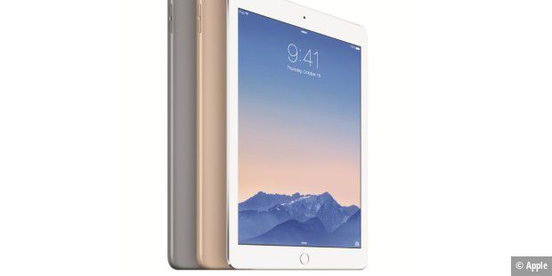 Das neue Top-Tablet: Apple iPad Air 2 im Test