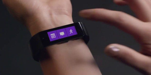 Microsoft Band - Info-Video von Microsoft