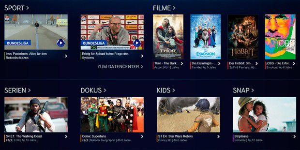 Sky kündigt neuen Video-on-Demand-Service an