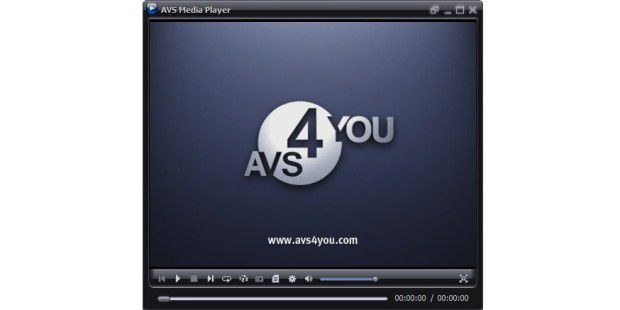 Mediaplayer: AVS Media Player