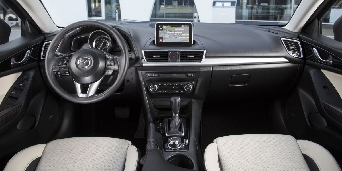 Mazda Mzd Connect Apps >> MZD Connect im Mazda 3 im Test - PC-WELT