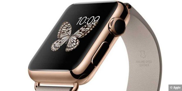 apple watch soll zwischen 500 und 5000 dollar kosten pc welt. Black Bedroom Furniture Sets. Home Design Ideas
