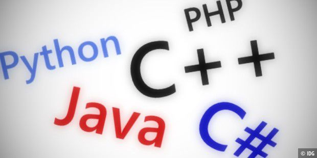 die wichtigsten programmiersprachen c java objectivec