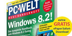 Windows 8.2 - Handbuch zum Windows 8.1 Tuning