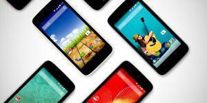 Top 10: Die besten Android-Smartphones