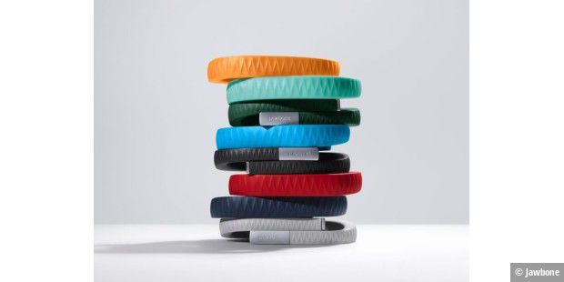 Fitness-Armband UP von Jawbone