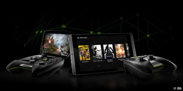 Nvidia Shield erhält nun Lollipop-Update und GRID Games