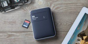 Anzeige: WD My Passport Wireless