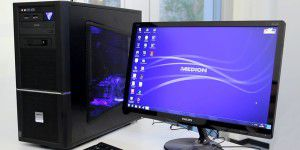 Video: Medion Akoya X5346 E - PC-WELT-Edition