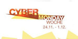 Amazon: Cyber Monday Woche