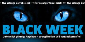 Black Week bei Conrad