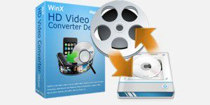 Videos mit dem WinX HD Video Converter konvertieren