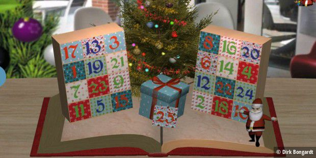 The Advent Calendar – 3D