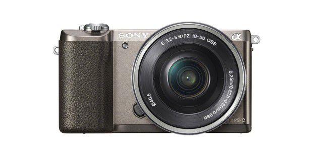 Platz 10: Sony Alpha A5100