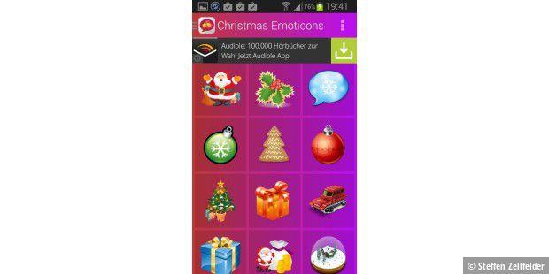 App Weihnachtsbilder.15 Apps Sorgen Für Weihnachtliche Stimmung Pc Welt