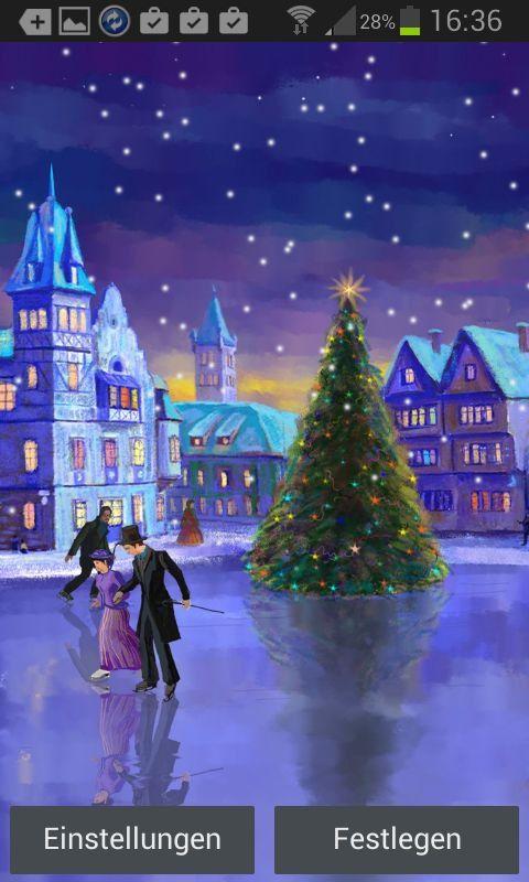 15 Apps sorgen für weihnachtliche Stimmung - PC-WELT