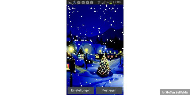 15 Apps Sorgen Für Weihnachtliche Stimmung Pc Welt