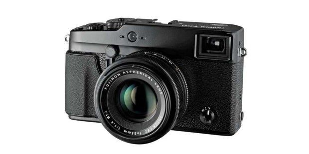 Ausprobiert: die Fujifilm X-Pro1